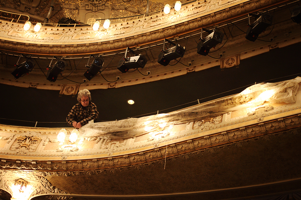 Rachel Daucé Dramaten Royal Theatre Stockholm